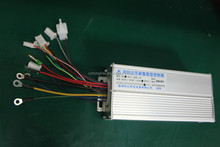 E rickshaw parts BLDC motor and controller for passenger and cargo