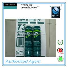 DOW CORNING 732 polyurethane adhesive sealants/silicone rubber