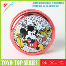 JTY80009 yoyo top toys promotion kid's hobby yoyo