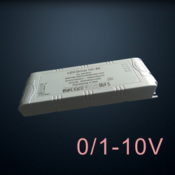 24VDC 3.3A 80W led driver 0-10v dimmable