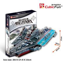 3d puzzle Kiev Aircraft Carrier unique novel business gift ideas