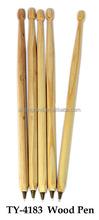 Hot Sales Wood Drumstick Wholesale Pen