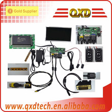 VGA +HDMII+AV LCD control board +LCD N116BGE-E32 WXGA 30pin +OSD keypad with cable+Touch panel with control card+Remote control