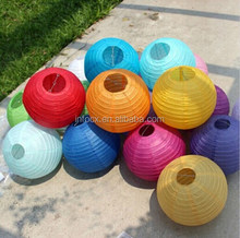 Best selling different size chinese round paper lantern