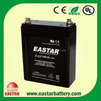 SLA powerful 2V 6v 12v 24v 100ah 200ah battery