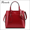 2015 Fashion Pu Leather Handbag wholesale Women's Large Hand Bag Satchel Bag with Factory Wholesale