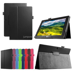 Stylus Pen+PU Stand lychee Leather Case Protector Cover For Acer Tab 10 A3-A30