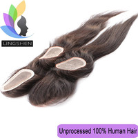 L&S Hot Sale Malaysian Remy Human Hair Mono Closure