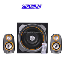 2015 Mini Blutooth 2.1 Multimedia Computer Speaker with USB/SD/FM