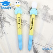 Korea cartoon quality color cute ballpoint pen