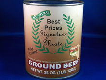 All Natural Ground Beef - (Hamburger Meat)