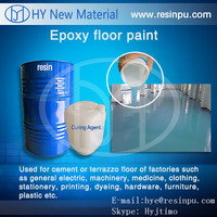Hong Ye Liquid Epoxy Resin for floor coating ( with superior quality)