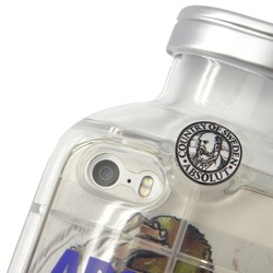 2015 Newest hot sales vodka absolut case for iphone 5,5S,Vodka bumpers protector for iphone 5,5S