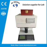 digital powder whiteness test for salt starch flour whiteness meter