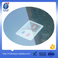 adhesive glass rfid stickers for car