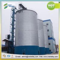 5000t wheat grain storage silo cost