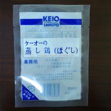 Poulet de cuisine en plastique sac, Frozen sacs de poulet, Pe alimentaire de la viande de sacs