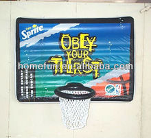 PVC football goal net with pvc soccer/rugby ball 2014 world cup