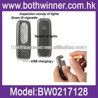N082 Rechargeable luxury cigarette lighters