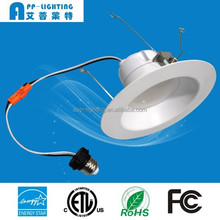 indoor up and down wall light led recessed pin lights