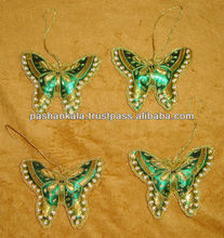 Christmas Decoration Hanging Butterfly, X-Mas Decoration Hanging