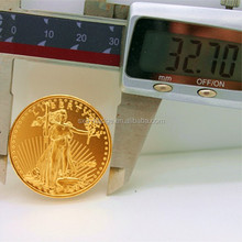 American Eagle Tungsten One Ounce Gold coin