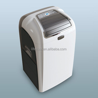Cooling and heating 12v air conditioner