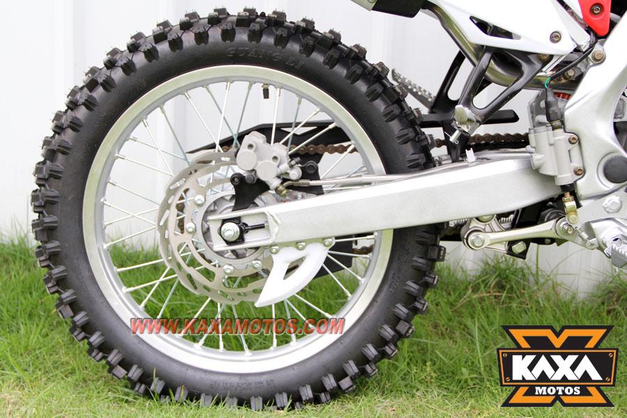 24HP 4 Valve 250cc Dirt Bike