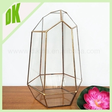 Full price list will be sent to you if needed //Chinese factory wholesale church clear glass lotus flower candle holder