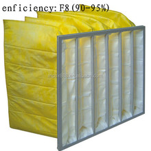 2015 new high quality bag filter large air flow volume