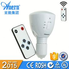 High brightness 4w rechargeable emergency led lamp
