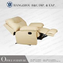 HC-H010 confortable silla reclinable / sofá, sofá de lujo / silla de sólido muebles para el hogar en madera / silla de sala