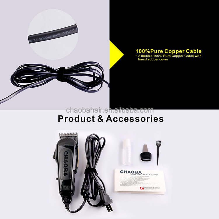Chaoba 308 Professional Electric Hair Clipper Ch 308 By Chaoba