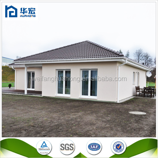 Low cost china prefabricated homes modern design small for Modern house cost