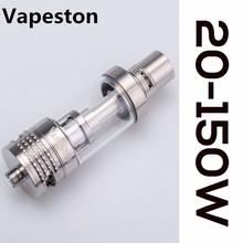 Health Ecigarette Maganus Vapeston 0.2 ohm Sub Ohm Atomizer 150w Box Mod wholesale Billow RTA