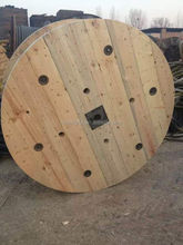 wood cable drum weight