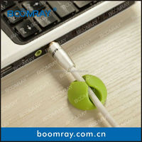 6Pcs Multi-purpose Cord Wire Cable Drop Clip Holder For Laptop Notebook PC travel kit ideas