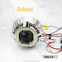 AKD Car Styling Toyota Camry V55 50w 3600 lumen h7 led headlig 2015 New Camry Headlights LED Head Lamp Projector Bi Xenon Hid H7