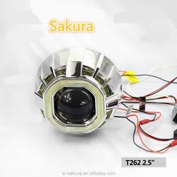 AKD Car Styling Toyota Camry V55 50w 3600 lumen h7 led headlig 2015 New Camry Headlights LED Head Lamp Projector Bi Xenon Hid H7