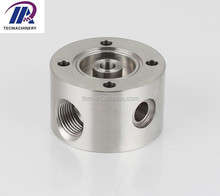 stainless steel pressure pump pipe flange transmission valve body