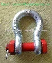 HDG anchor bolt type shackle G2130
