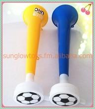 divertido de plástico trompeta de juguete para los niños
