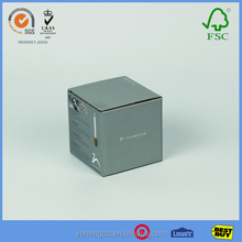 Customization Candle Boxes Packaging With Professional Manufactory