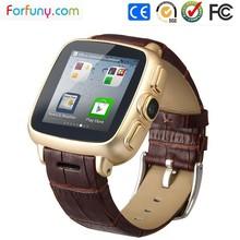 New high quality gps smart watch phone 3G sim wrist watch