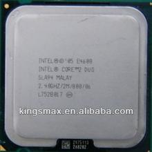 Montado computadora de escritorio intel procesador de la CPU E4600