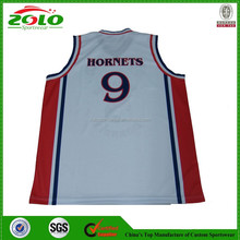 2015 Cheap OEM Fully Dye Sublimation Grils Youth's Basketball Uniforms