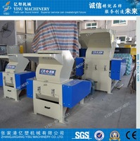 Hot Sale Waste Plastic Crusher/Plastic Recycling Machine