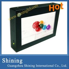 7 inch lcd video player with motion sensor