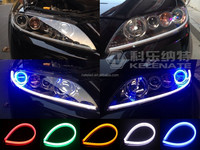 Hottest! high quality motocycle accessories led flexible drl Car Led Light