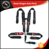 High quality 3 inch 5 latch link 5 point racing safety harness sefety belt